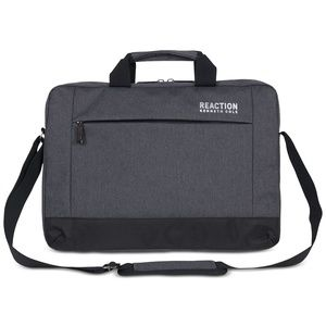 Kenneth Cole Reaction Laptop Case Grey Black